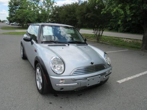 2003 MINI Cooper for sale at Pristine Auto Sales in Monroe NC