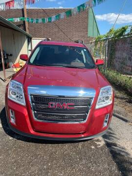 2015 GMC Terrain for sale at E-Z Pay Used Cars in McAlester OK