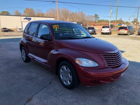 2004 Chrysler PT Cruiser for sale at Pay-Less Auto Center in Roxboro NC