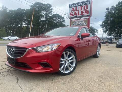 2015 Mazda MAZDA6 for sale at Carafello's Auto Sales in Norfolk VA
