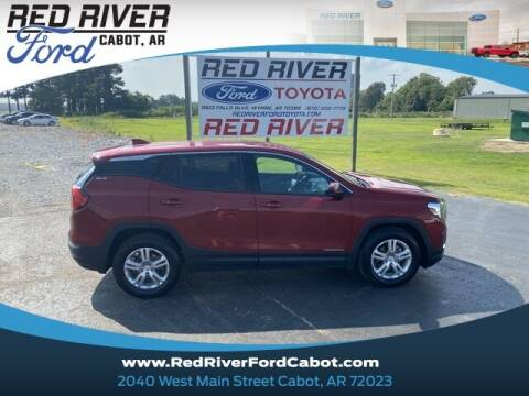 2018 GMC Terrain for sale at RED RIVER DODGE - Red River of Cabot in Cabot, AR