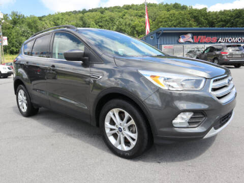 2018 Ford Escape for sale at Viles Automotive in Knoxville TN