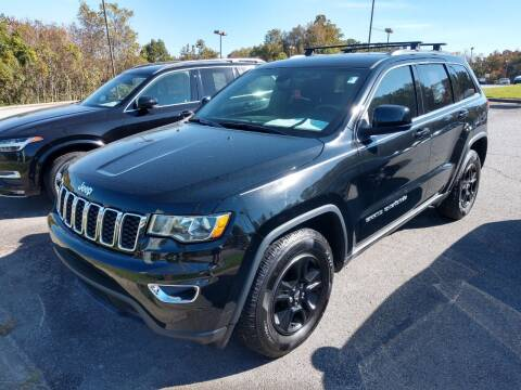 2017 Jeep Grand Cherokee for sale at Modern Motors - Thomasville INC in Thomasville NC