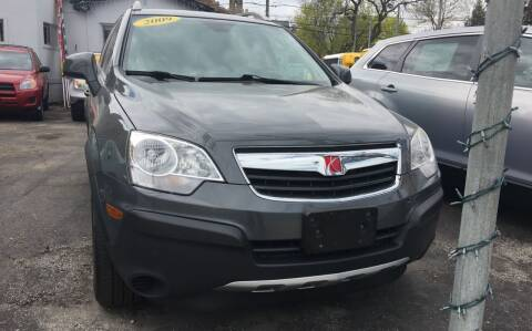 2009 Saturn Vue for sale at Jeff Auto Sales INC in Chicago IL