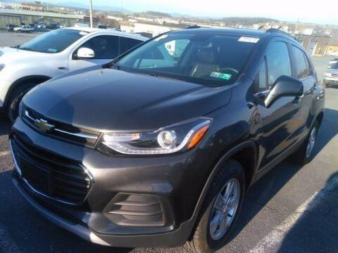2017 Chevrolet Trax for sale at Strosnider Chevrolet in Hopewell VA