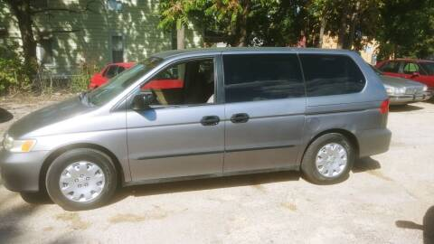 1999 Honda Odyssey for sale at D & D Auto Sales in Topeka KS