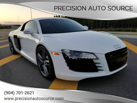 2012 Audi R8 for sale at Precision Auto Source in Jacksonville FL