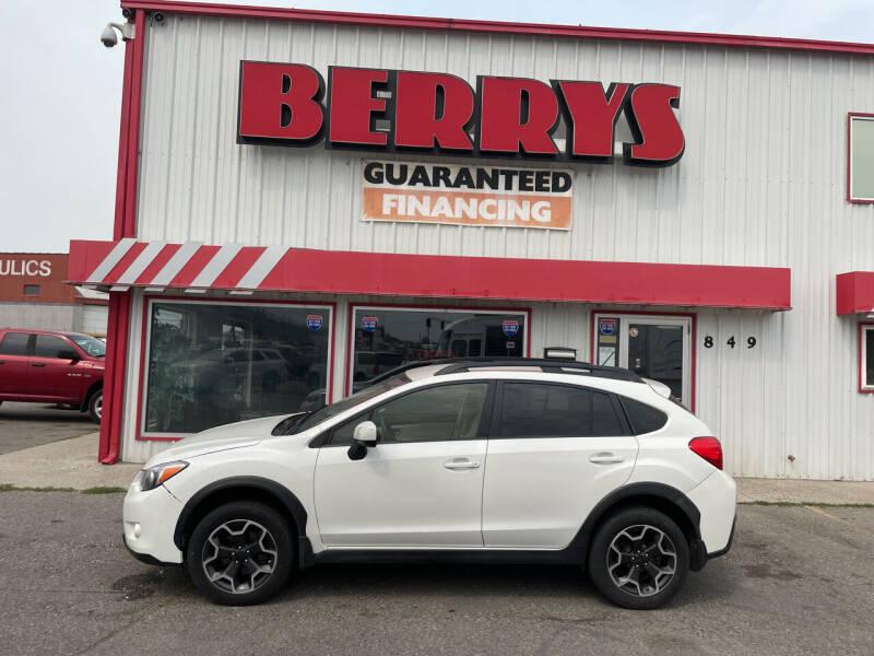 2013 Subaru XV Crosstrek for sale at Berry's Cherries Auto in Billings MT