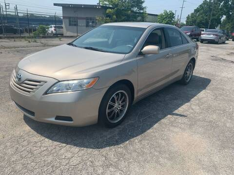 2009 Toyota Camry for sale at Eddie's Auto Sales in Jeffersonville IN