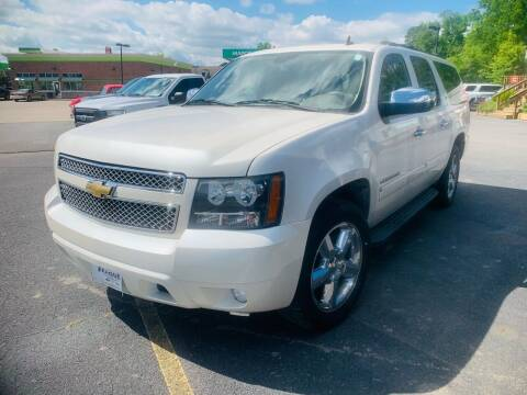 2011 Chevrolet Suburban for sale at BRYANT AUTO SALES in Bryant AR