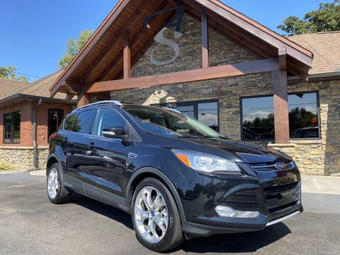 2014 Ford Escape for sale at Auto Solutions in Maryville TN