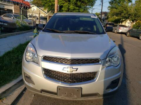 2011 Chevrolet Equinox for sale at Jimmys Auto INC in Washington DC
