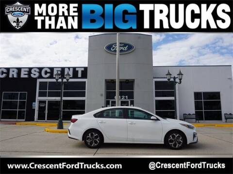 2020 Kia Forte for sale at Crescent Ford in Harahan LA