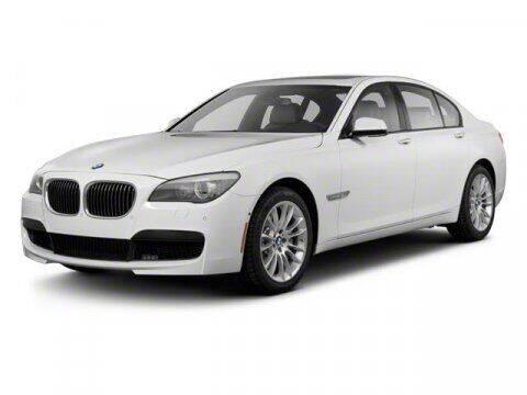 2011 BMW 7 Series for sale at Scott Evans Nissan in Carrollton GA