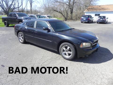 2006 Dodge Charger for sale at 121 Motorsports in Mount Zion IL