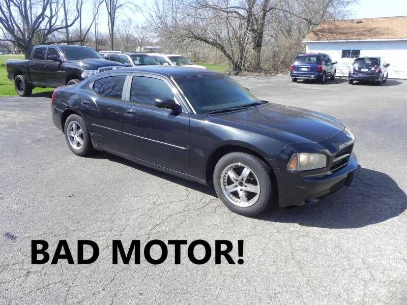 2006 Dodge Charger for sale at 121 Motorsports in Mt. Zion IL