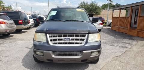2005 Ford Expedition for sale at Anthony's Auto Sales of Texas, LLC in La Porte TX