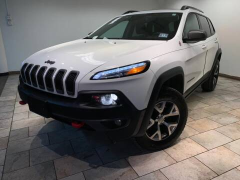 2014 Jeep Cherokee for sale at EUROPEAN AUTO EXPO in Lodi NJ