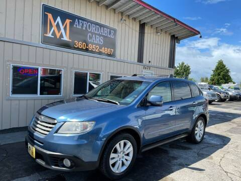 2008 Subaru Tribeca for sale at M & A Affordable Cars in Vancouver WA
