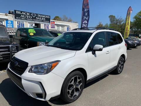2016 Subaru Forester for sale at Black Diamond Auto Sales Inc. in Rancho Cordova CA