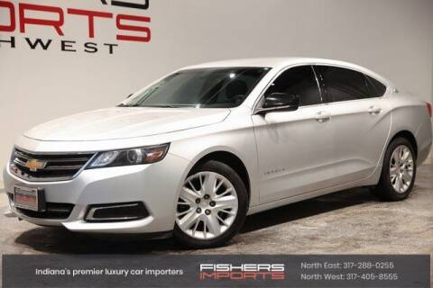 2016 Chevrolet Impala for sale at Fishers Imports in Fishers IN