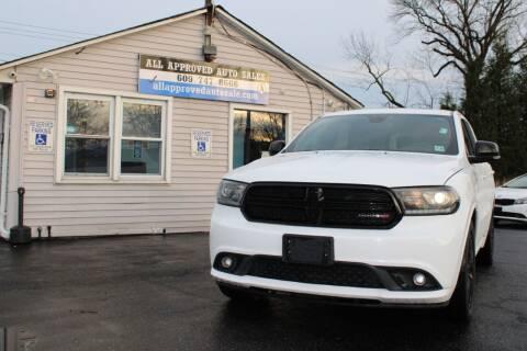 2016 Dodge Durango for sale at Deals N Wheels 306 in Burlington NJ
