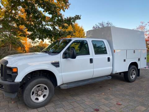 2008 Ford F-350 Super Duty for sale at Dorn Brothers Truck and Auto Sales in Salem OR
