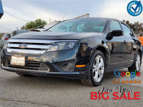2012 Ford Fusion for sale at Gold Coast Motors in Lemon Grove CA