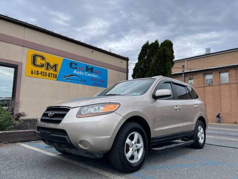 2007 Hyundai Santa Fe for sale at Car Mart Auto Center II, LLC in Allentown PA