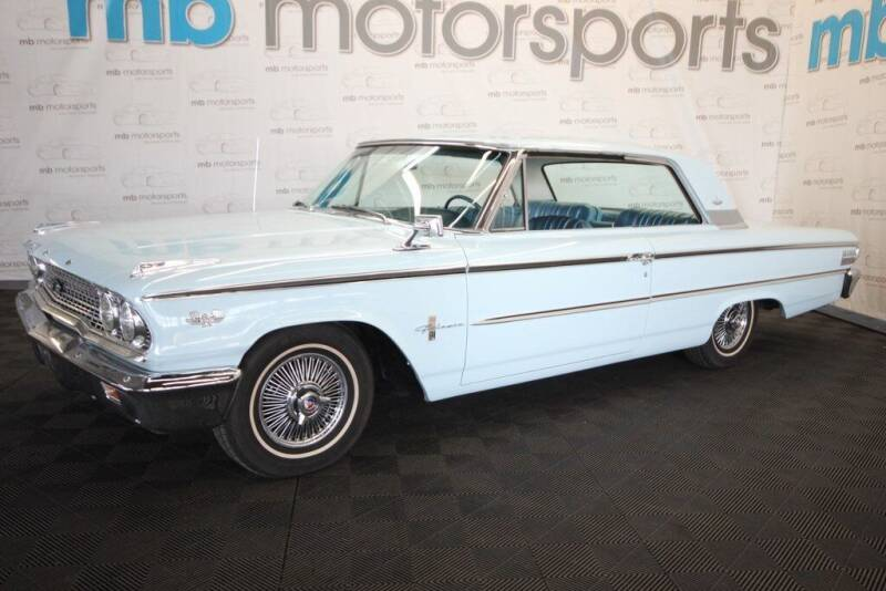 1963 Ford Galaxie 500 for sale in Asbury Park, NJ