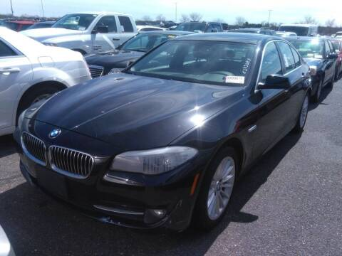 2013 BMW 5 Series for sale at MOUNT EDEN MOTORS INC in Bronx NY