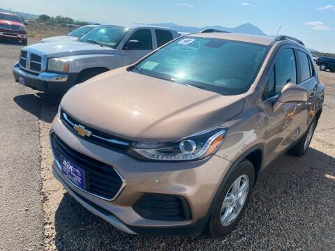 2018 Chevrolet Trax for sale at 4X4 Auto Sales in Durango CO