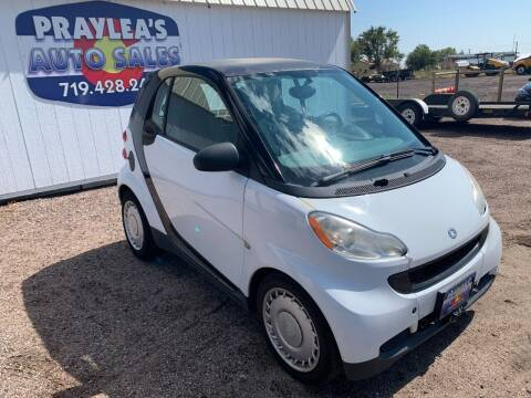 2009 Smart fortwo for sale at Praylea's Auto Sales in Peyton CO