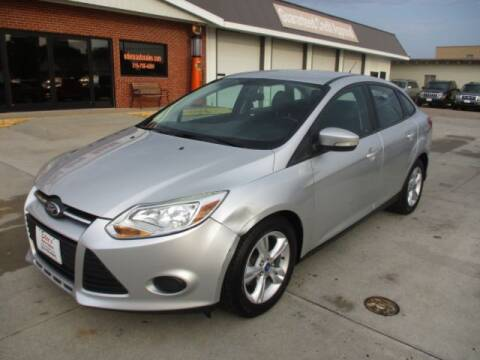 2013 Ford Focus for sale at Eden's Auto Sales in Valley Center KS