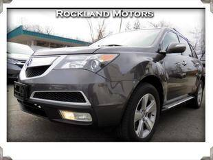 2010 Acura MDX for sale at Rockland Automall - Rockland Motors in West Nyack NY