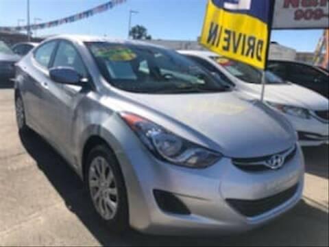 2012 Hyundai Elantra for sale at Silver Star Auto in San Bernardino CA
