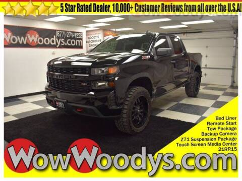 2021 Chevrolet Silverado 1500 for sale at WOODY'S AUTOMOTIVE GROUP in Chillicothe MO