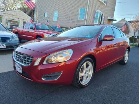 2012 Volvo S60 for sale at Express Auto Mall in Totowa NJ