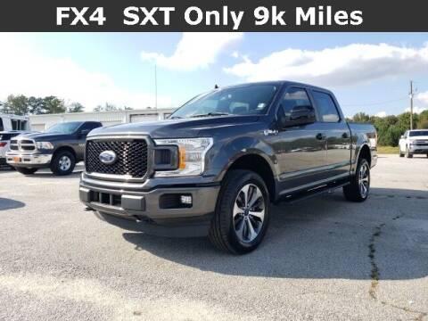 2020 Ford F-150 for sale at Hardy Auto Resales in Dallas GA