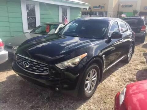 2009 Infiniti FX35 for sale at Castagna Auto Sales LLC in Saint Augustine FL