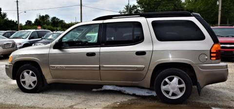 2003 GMC Envoy XL for sale at PINNACLE ROAD AUTOMOTIVE LLC in Moraine OH
