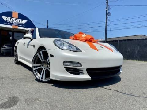 2012 Porsche Panamera for sale at OTOCITY in Totowa NJ
