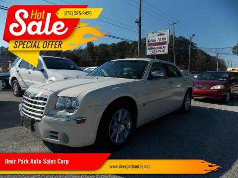 2007 Chrysler 300 for sale at Deer Park Auto Sales Corp in Newport News VA