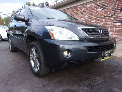 2006 Lexus RX 400h for sale at Certified Motorcars LLC in Franklin NH