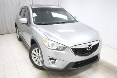 2013 Mazda CX-5 for sale at EMG AUTO SALES in Avenel NJ