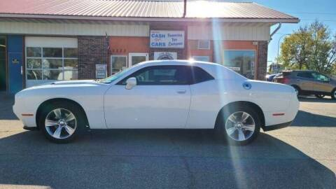 2016 Dodge Challenger for sale at Twin City Motors in Grand Forks ND
