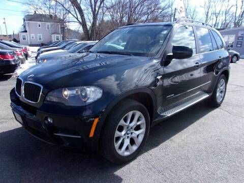 2011 BMW X5 for sale at Top Line Import in Haverhill MA