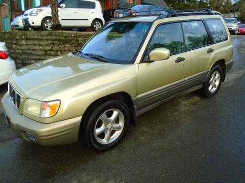 2001 Subaru Forester for sale at Carsmart in Seattle WA