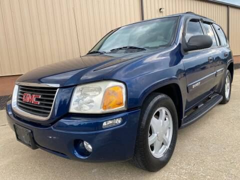 2003 GMC Envoy for sale at Prime Auto Sales in Uniontown OH
