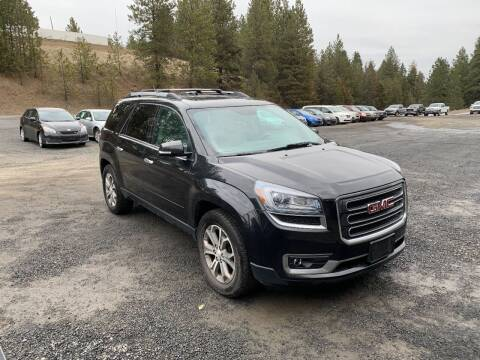 2014 GMC Acadia for sale at CARLSON'S USED CARS in Troy ID